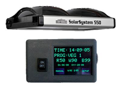 Combo Solar System 550 + Controlador